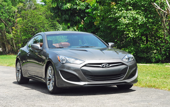 2013 Hyundai Genesis Coupe 2.0T R-Spec Review & Test Drive