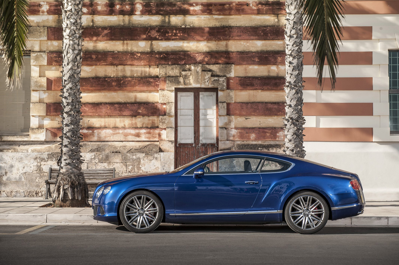 2013 Bentley Continental GT Speed Full Specs, Images and Video Released