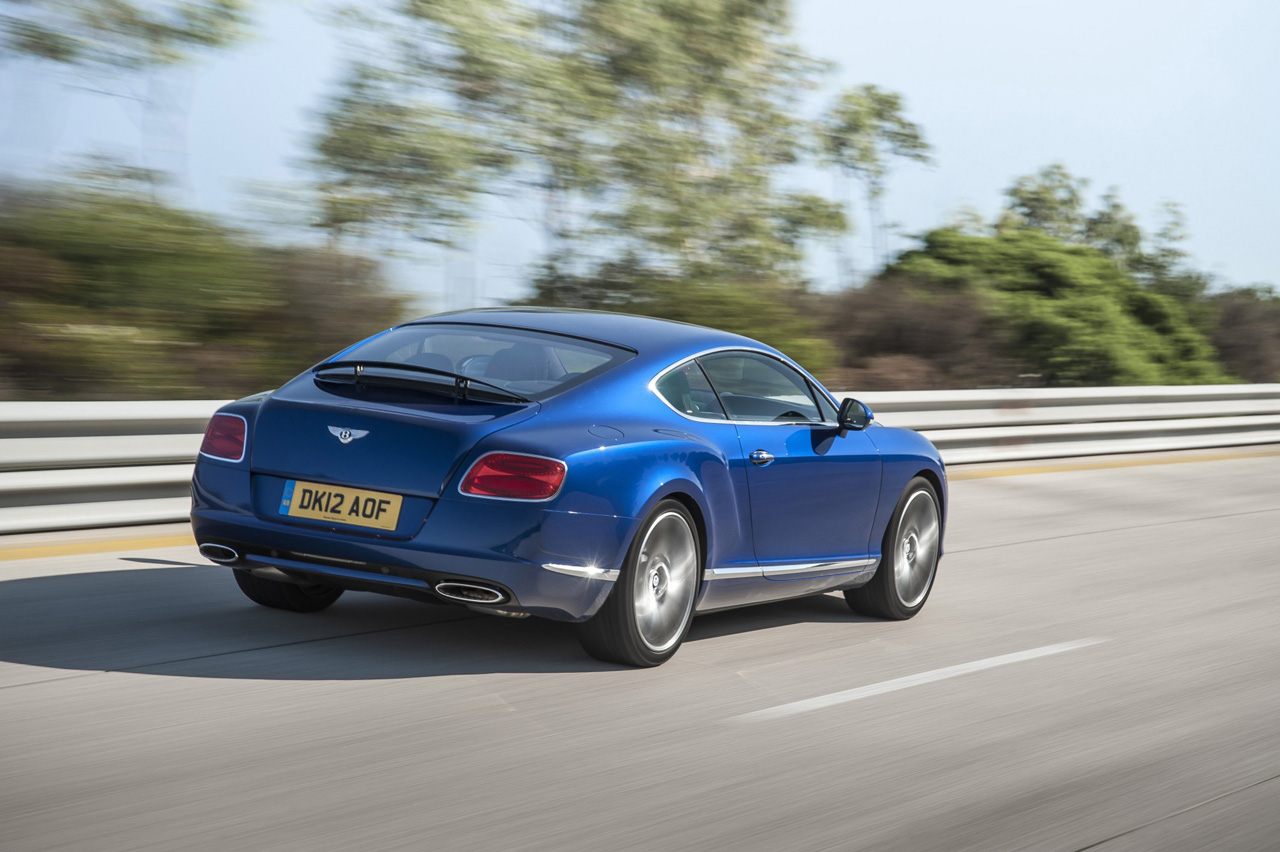 2013 Bentley Continental Gt Speed Full Specs Images And Video Released Automotive Addicts