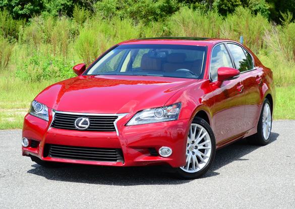 2013 Lexus GS 350 Review & Test Drive