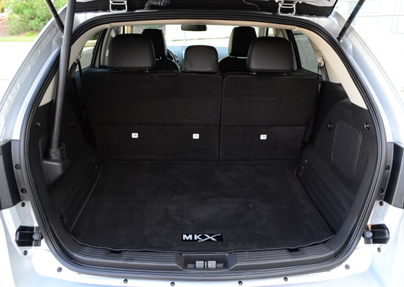 2013 Lincoln Mkx Luxury Crossover Review Amp Test Drive