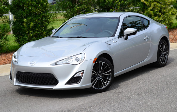 First Drive: 2013 Scion FR-S Review – Hype Approved