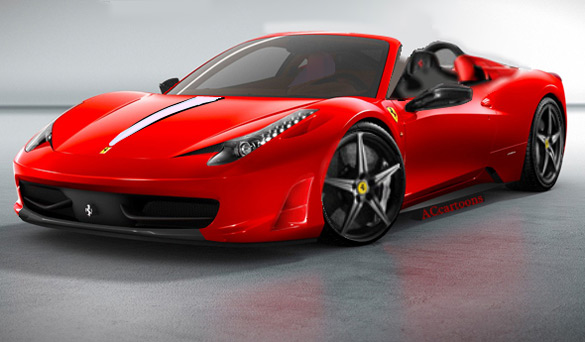 Rumor Mill: Ferrari May Be Planning 620 HP 458 Monte Carlo Edition