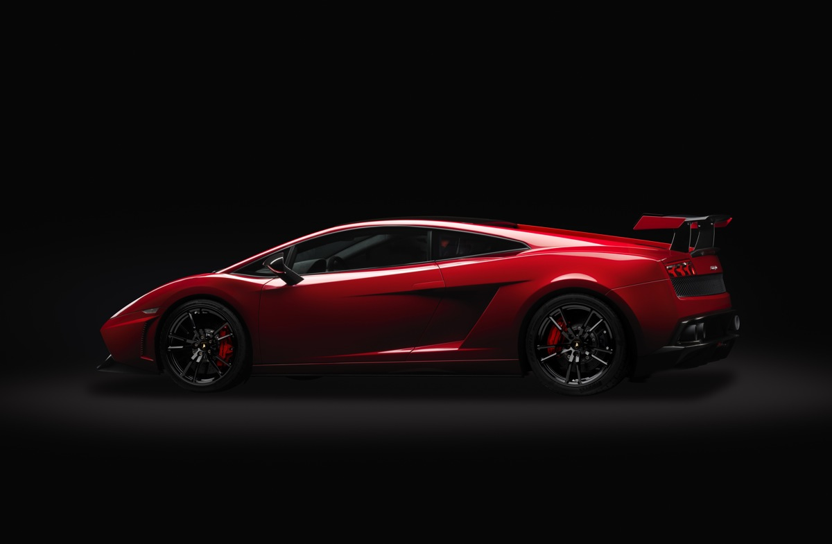 Lamborghini Gallardo Replacement To Feature Less Model Variations