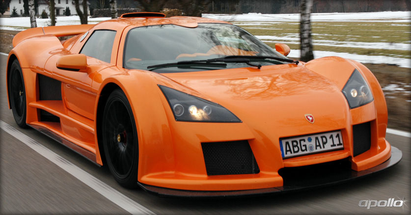 Supercar Builder Gumpert Files 'Provisional Insolvency'