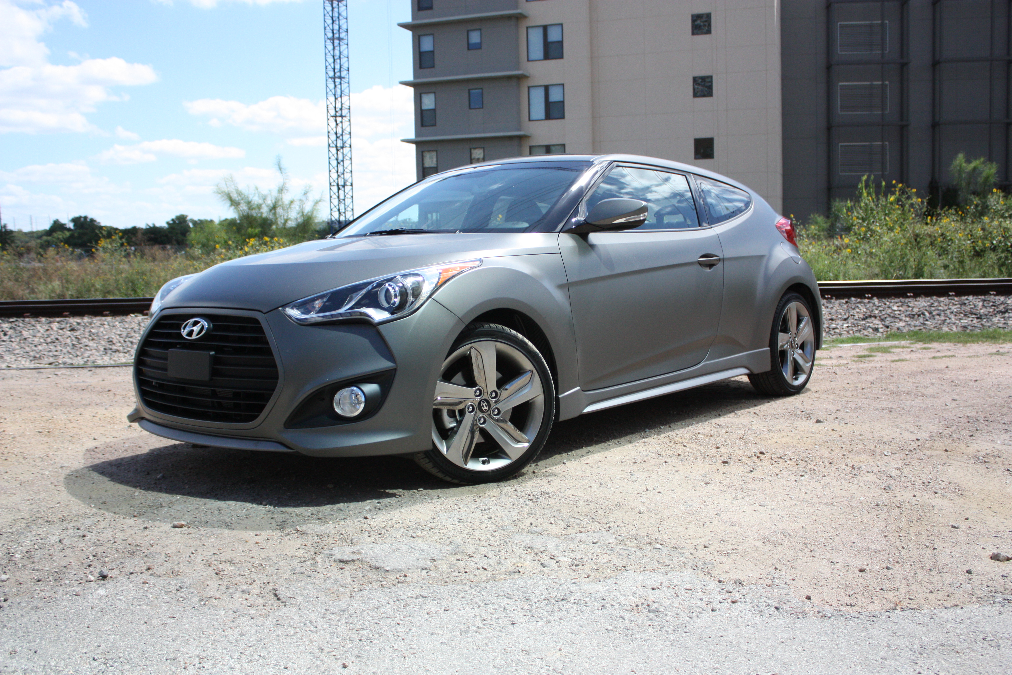 Hyundai To Offer Performance Tire Option On Veloster