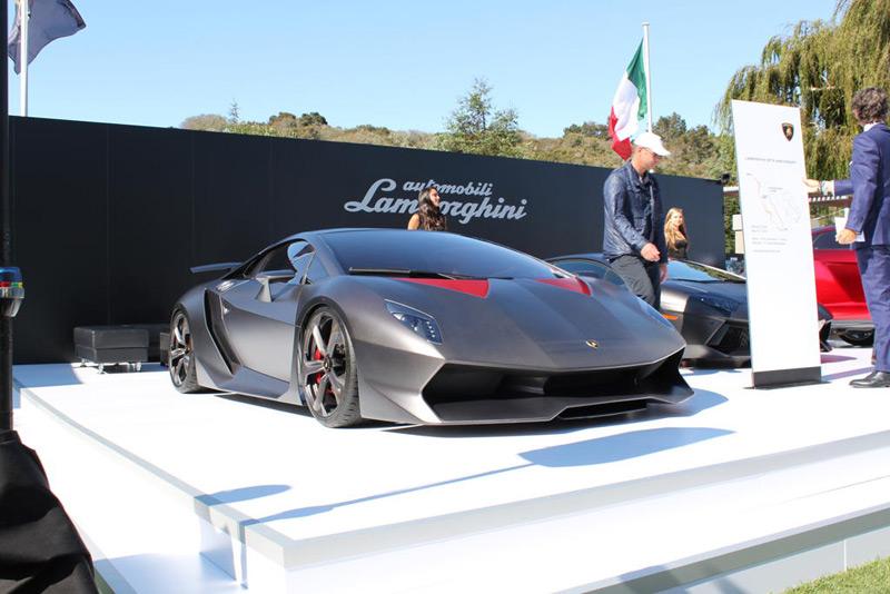 Lamborghini Sesto Elemento Costs $2.2 Million