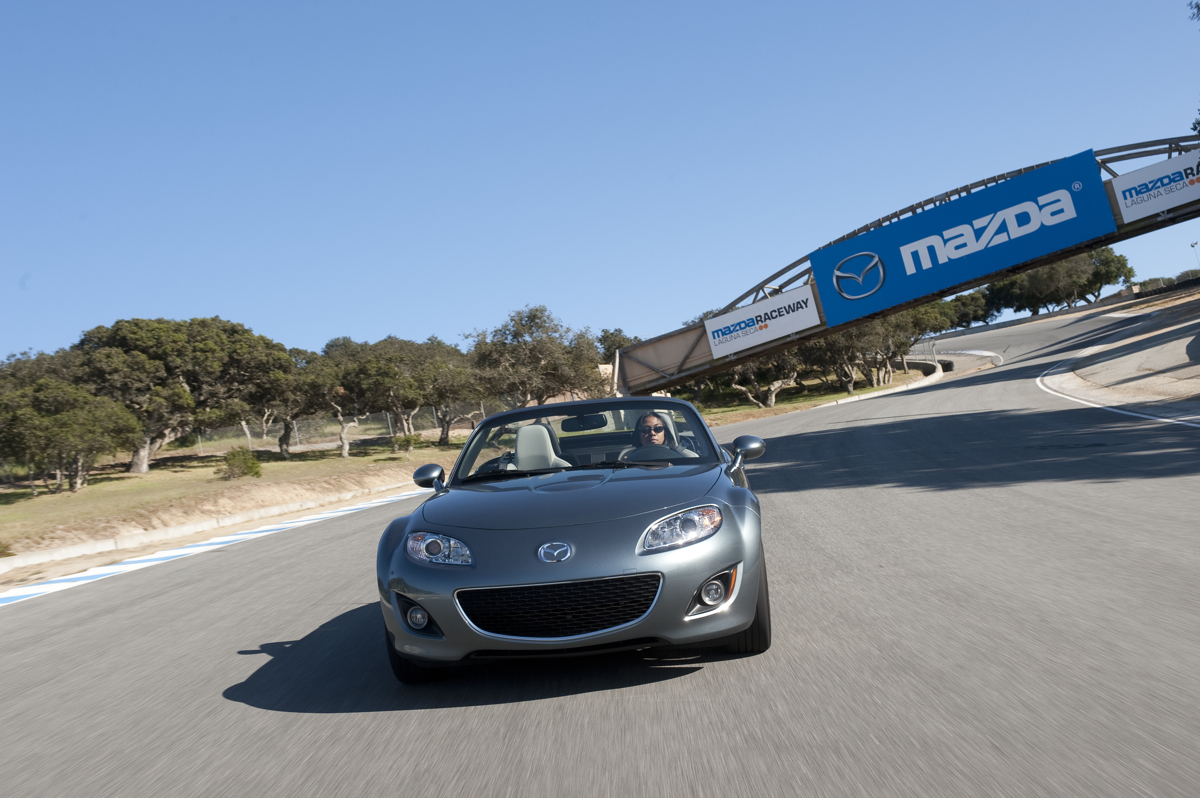 Next Mazda MX-5 To Make More With Less