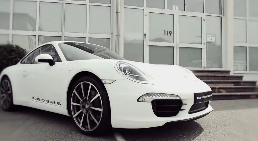 The Porsche Museum Collection Gets A New Home: Video