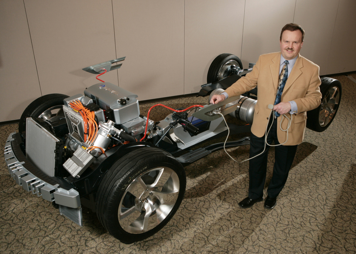 Fisker Appoints Former Chevy Volt Chief As Its Latest CEO