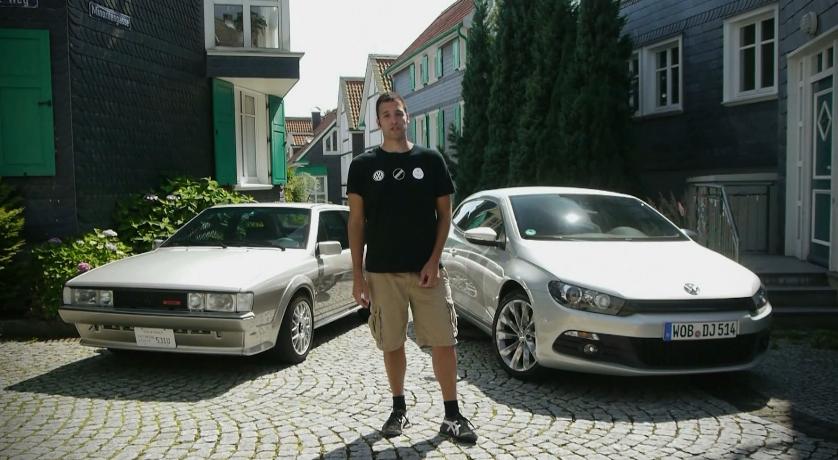 Volkswagen Sciroccos, Old And New, Go Head To Head: Video