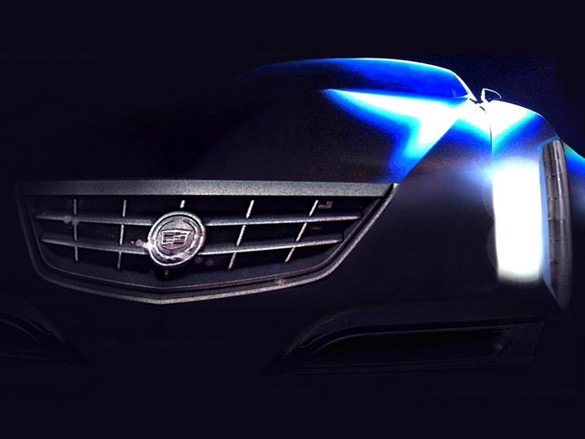 Cadillac Hints at Ciel-Inspired Model with 'Glamour' Concept Teaser Images