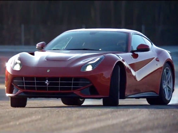 Ferrari F12 Berlinetta Promotional Video Spills Prancing Horse Epicness