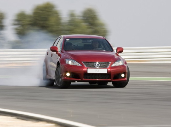 Report: 2015 Lexus IS-F To Feature Twin Turbo V6