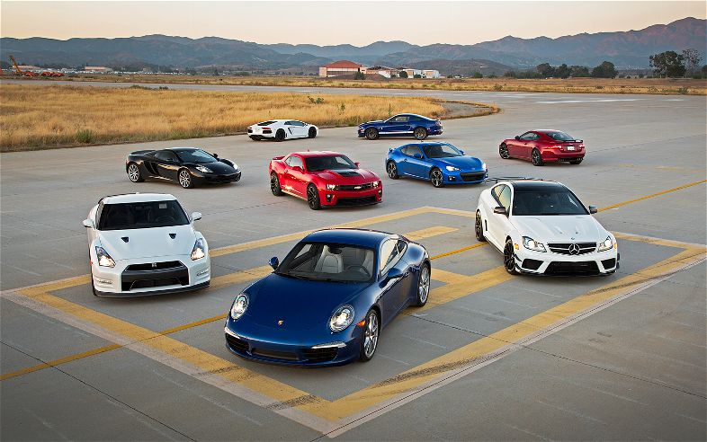 Motor Trend Selects 2012 Best Driver's Car: Video