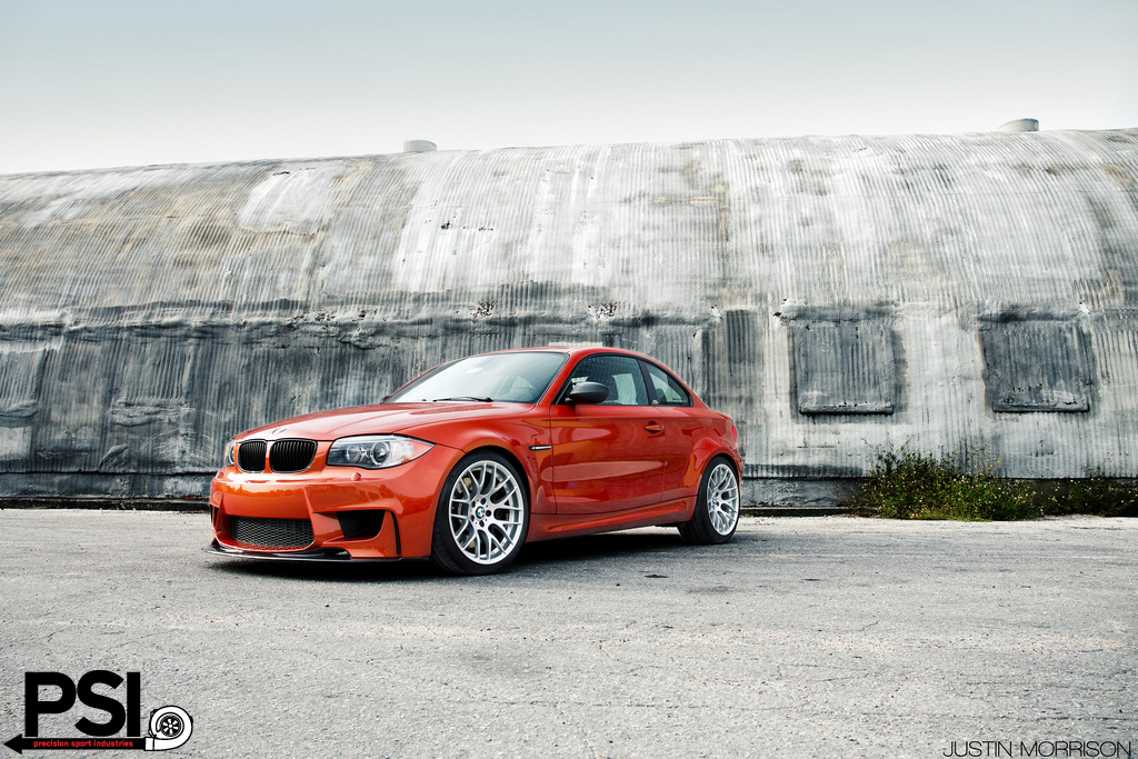PSI Offers Up Unique Aftermarket Treatment for BMW 1 Series M Coupe