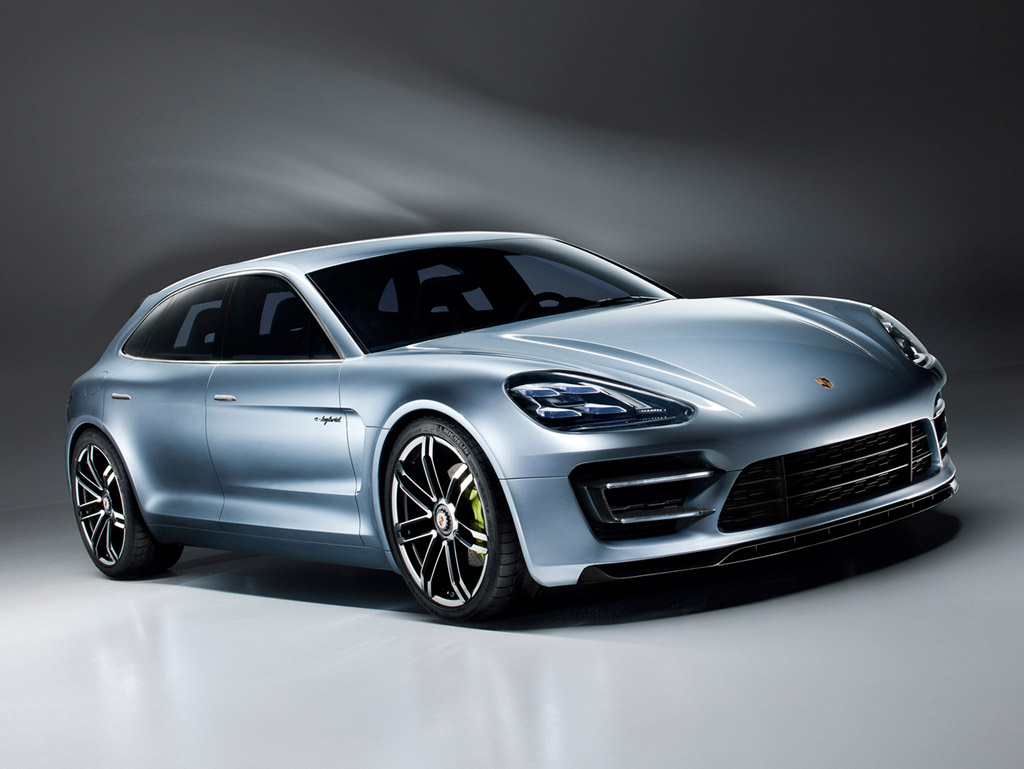 Porsche Panamera Sport Turismo Concept (Wagon) Images Leaked before Paris Debut