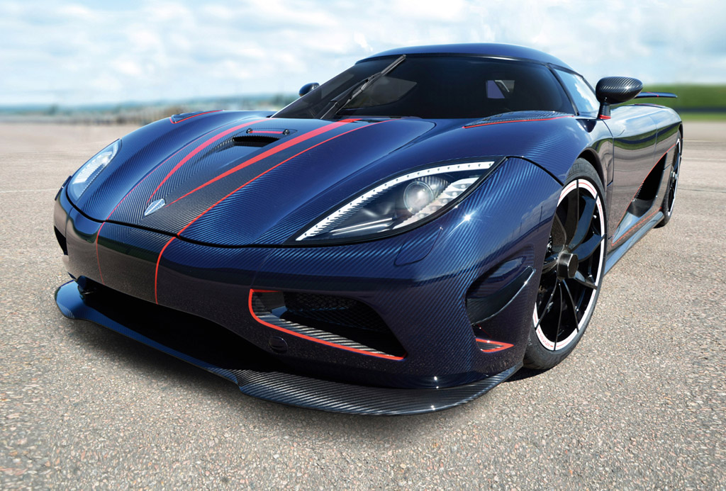 Koenigsegg Shows Off Bespoke Customization In New Agera R BLT