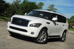 2012 Infiniti QX56 Beauty Right Up Done Small