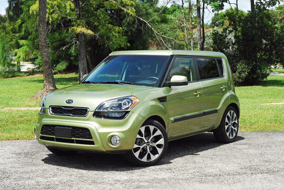 2012 Kia Soul 2.0 Exclaim Review & Test Drive