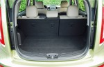 2012 Kia Soul Exclaim Cargo Hold Done Small