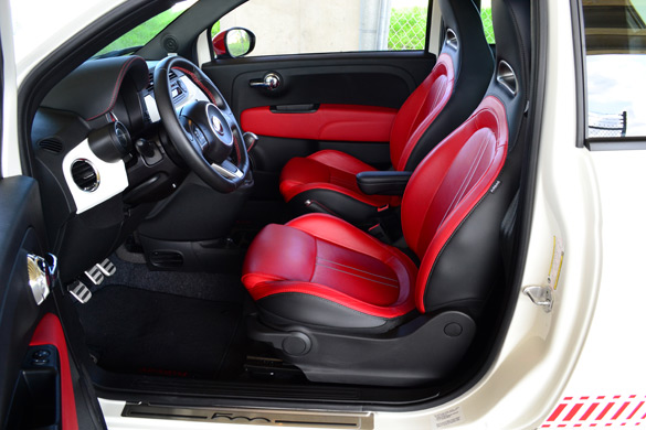 2012 Fiat 500 Abarth Review & Test Drive