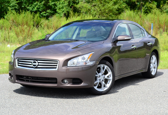 2012 Nissan Maxima SV Quick Spin