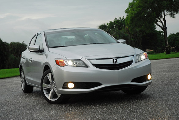 2013 Acura ILX Tech Review & Test Drive