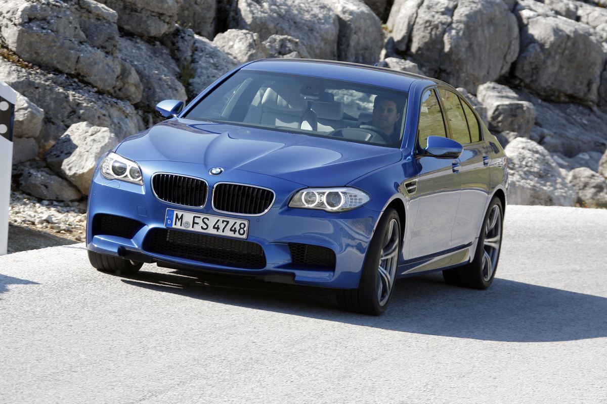 BMW Halts Deliveries Of M5 And M6 Models Over Oil Pump Failures