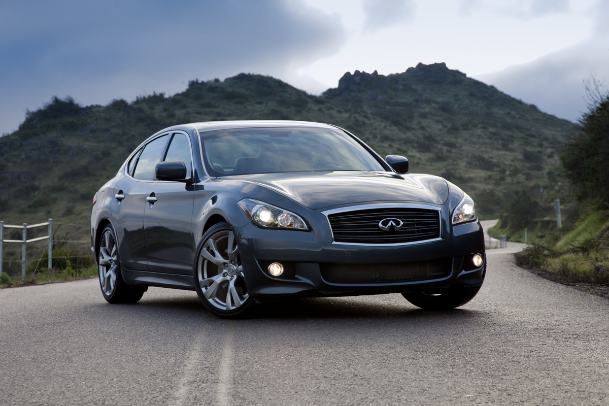 Are V-8 Engines From Infiniti The First Victims Of The New CAFE Rules?