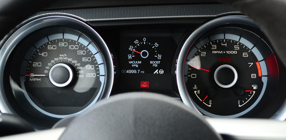 Ford Mustang Shelby Gt Gauge Cluster