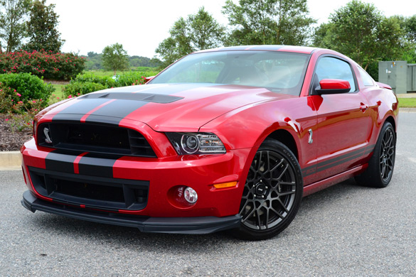2013 Ford Shelby GT500 First Drive