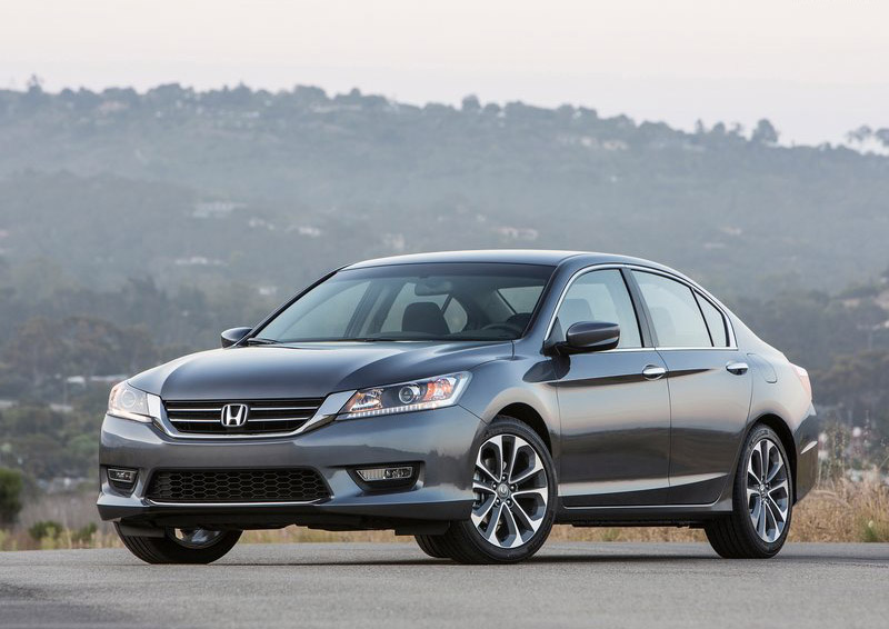 Honda has released more information on the all-new 2013 Honda Accord
