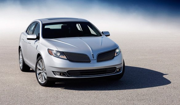 2013 Lincoln MKS EcoBoost Review & Test Drive