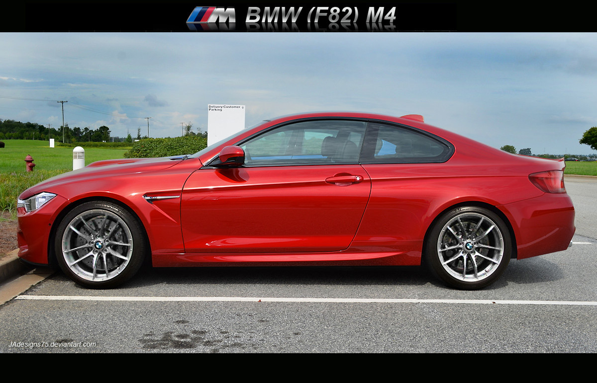 Artist Renders Believable 2014 Bmw M4 Coupe