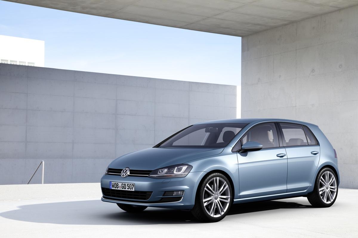 Volkswagen Reveals 2014 Golf In Berlin