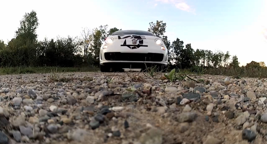 Fiat Campaigning 500 Abarth In This Year's Targa Newfoundland: Video