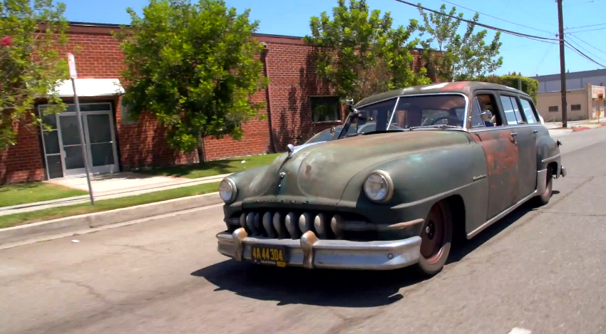 An Icon Derelict Visits Jay Leno's Garage: Video