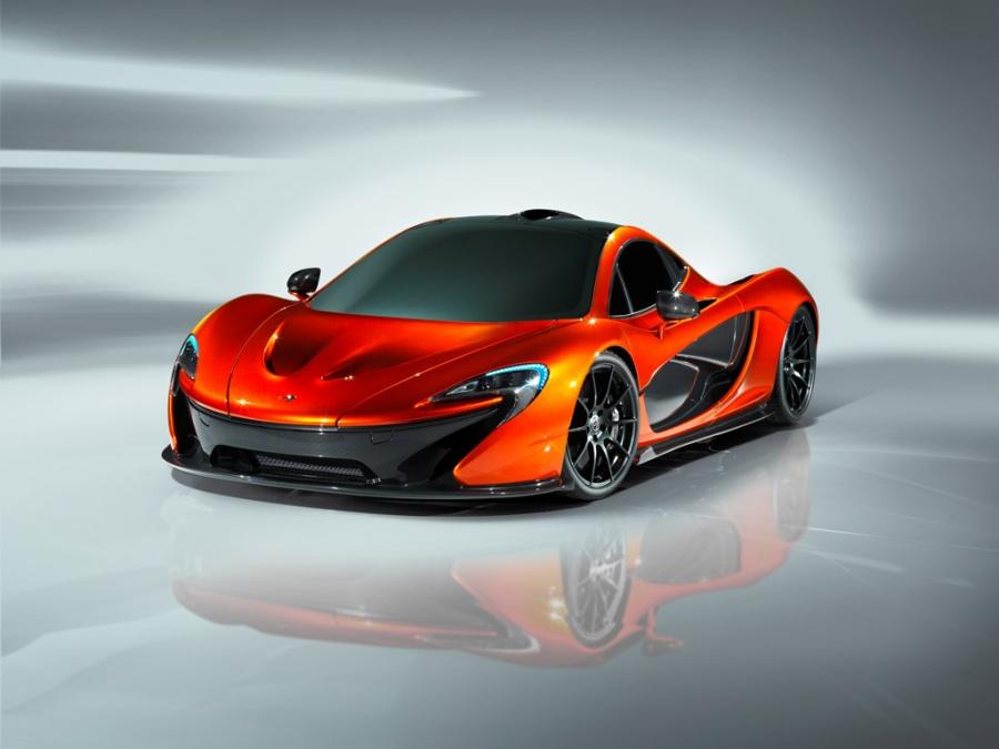 McLaren Reveals P1 Supercar (F1 Successor) Ahead of Paris Motor Show Debut