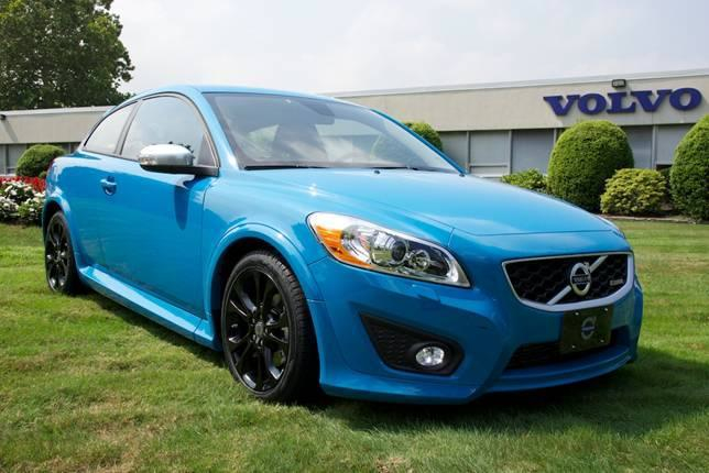 2013 Volvo C30 Polestar Limited Edition Gets The Green Light