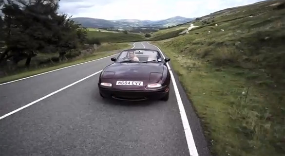 Chris Harris Offers His Personal Concession For 'Sort Of' Hating The Mazda MX-5 Miata: Video