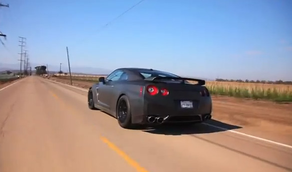 Matt Farah Revisits Switzer for a Drive in 1,100 HP Nissan GT-R