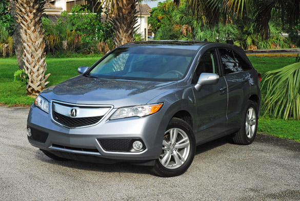 2013 acura rdx technology review test drive