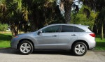 2012 Acura RDX SUV Beauty Side Done Small