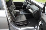 2012 Acura RDX SUV Front Seats Done Small