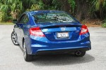 2012 Honda Civic Si Beauty Rear Done Small