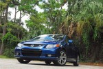 2012 Honda Civic Si Beauty Right Low Angle Up Done Small