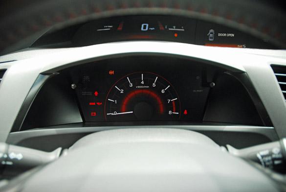 si civic honda cluster coupe test drive schwartz harvey copyright