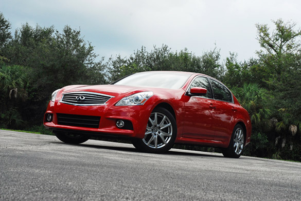 2012 infiniti g37s sedan review test drive. Black Bedroom Furniture Sets. Home Design Ideas