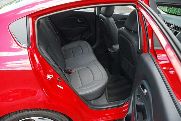 100 Hot Cars 187 Blog Archive 187 2012 Kia Rio Sx Sedan Review
